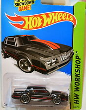 HOT WHEELS 2015 HW WORKSHOP '86 MONTE CARLO SS #230 CUSTOM MADE