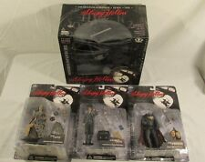 McFarlane Sleepy Hollow Action Figure boxed set Crone Headless Horseman Ichabod