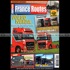 FRANCE ROUTES N°409-b CAMION VOLVO FE 320 FORD TRANSCONTINENTAL KB 2400 2016