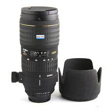 Sigma AF  EX 70-200mm f/2.8 Lens for Nikon