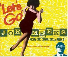 Various Artists - Lets Go - Joe Meek's Girls CD ALBUM NEW/ MINT (3RD NOV)