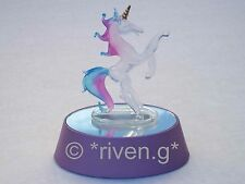 UNICORN@Glass FIGURINE@Gift@FANTASY CREATURE@Unique@L.E.D.@LIGHT UP Decoration