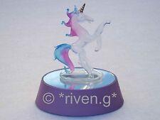 Light Up UNICORN~Glass~Gift~FANTASY CREATURE~Unique Present@Figurine@decoration