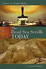 The Dead Sea Scrolls Today by James C. VanderKam (2010, Paperback, Revised)