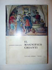 Toscana Enologia Vino - Paronetto: Magnifico Chianti 1967 con dedica autore