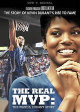The Real MVP: The Wanda Durant Story (DVD + HD DIGITAL) + SLIP CVR - BRAND NEW !