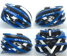 NEW Giro bicycle Road Cycling MTB Bike Helmet size M (54-59cm) blue whit box