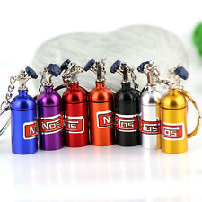 New Cool Creative Novelty  Metal Car Keyring Keychain Key Chain Ring Keyfob