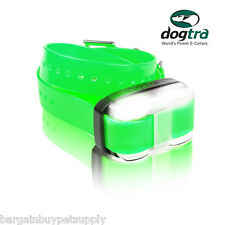 Dogtra EDGE 1 Mile EXTRA REPLACEMENT Add-a-Dog COLLAR RECEIVER Green EDGE-RX-GRN
