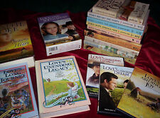 Lot 12 Janette Oke Books + 3 DVD Set Love Comes Softly Keepsake Series + More!