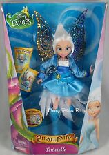 "Disney Fairies Pirate Fairy Movie Periwinkle 9"" Deluxe Fashion Toy Doll Figure"