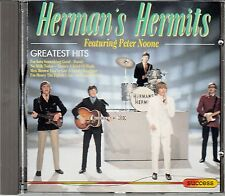 HERMAN'S HERMITS : GREATEST HITS / CD (SUCCESS 16175CD) - NEU