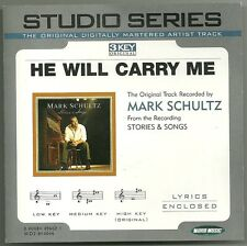 He Will Carry Me Mark Schultz Studio Series CD