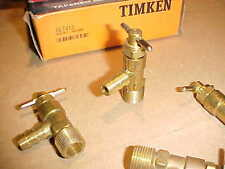 """1) **NEW** Brass Drain Cock Valve, 3/8"""" x Hose, High Quality. *Cheap* Must have!"""