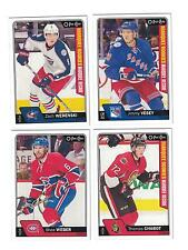 16-17 Upper Deck S2 O Pee Chee Update Near Set (16/50) CHABOT/STROME/VESEY/WEBER