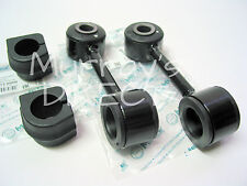 Pair MEYLE Front Anti Roll Bar Links & Bushes for VW T4 Transporter Camper Van
