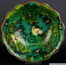 China 20. Jh. Schale - A Chinese Cloisonne Enamel Bowl - Ciotola Cinese Chinois