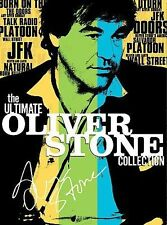 The Ultimate Oliver Stone Collection (Salvador / Platoon / Wall Street / Talk R