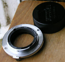 olympus OM (om10 etc) Tamron Adaptall 2 II custom mount adapter