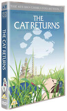 DVD:THE CAT RETURNS - NEW Region 2 UK