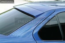 BMW E36 Saloon 4D REAR WINDOW SPOILER ROOF EXTENSION SUN GUARD Cover Trim M3 M