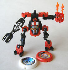 LEGO 8500 Torch Throwbot / Fire Slizer with Throwing Discs (Pre-Owned):