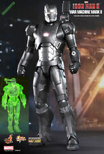 READY HOT TOYS IRONMAN 3 WAR MACHINE MARK II DIECAST DON CHEADLE SPECIAL MISB