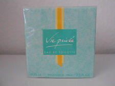 Yves Rocher Vie Privee EdT 75 ml Spray NEU in Folie Vintage aus den 80ern Rar