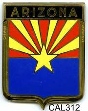 CAL312 - PLAQUE DE CALANDRE AUTO - ARIZONA