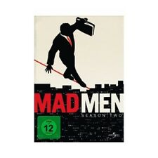 GLATTER/HAMM/MOSS/KARTHEISER/+ - MAD MEN SEASON 2 DVD TV SERIE DRAMA NEU