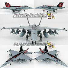 HOBBY MASTER HA5101 F/A-18E Super Hornet Tophatters 90th Anniversary USS Nimitz