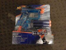 Brand New NERF N-Strike JOLT Dart BLASTER Mini ICE BLUE Sonic