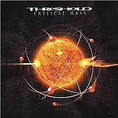 Threshold - Critical Mass (2002) 2-CD SPV;Germany incl.2nd lim.ed.CD-Single w.Mu