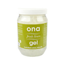 ONA FRESH LINEN GEL - ODOUR NEUTRALISER - 1 L - GROW ROOM SMELLS HYDROPONICS