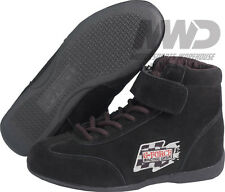 Black Size 11 G-FORCE Racing Mid Top Pro Driver/Driving Shoe SFI 3.3/5 0235110BK