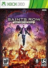 NEW Saints Row: Gat Out of Hell (Xbox 360)