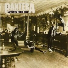 CD - Pantera - Cowboys From Hell - #A3542
