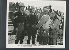 ROCK HUDSON - WESTERN CALVARY VS INDIANS - 1954 DOUGLAS SIRK WESTERN