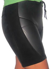 1.5mm Smooth Skin Wetsuit Shorts-7 Panel SuperStretch Design Size: Large-New
