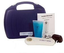 US1000 3rd EDITION Portable Ultrasonic Ultrasound Massager with Carry Case
