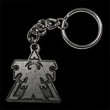 Officially Licensed Blizzard StarCraft II 2 TERRAN KeyChain KeyRing Heart Swarm