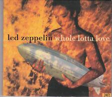 MAXI CD DIGIPACK 3T LED ZEPPELIN WHOLE LOTTA LOVE DE 1997 TBE