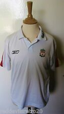 Liverpool Official Original Reebok Football Polo Shirt (Youths 9-10 Years)
