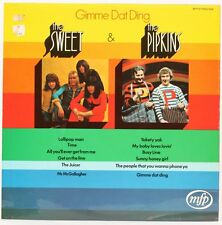 Gimme Dat Ding  The Sweet And The Pipkins Vinyl Record