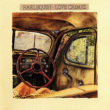 Love Crimes - Harlequin (2011, CD NEU)