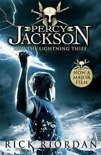 Percy Jackson and the Lightning Thief, Riordan, Rick, New condition, Book