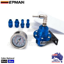 EPMAN Fuel Pressure Regulator FPR 800 LS1 VK VL VN VP VS VR VT VX VY VE VF BLUE