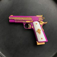 Jared Leto's Joker Gun from Suicide Squad / Partly Painted (3D Printed)