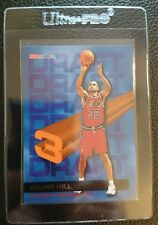 1994 HOOPS LOTTERY PICK #3 GRANT HILL ROOKIE CARD RC DETROIT PISTONS MINT