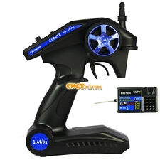 80310 HSP 2.4ghz Radio Transmitter & Receiver 1/10 1/8 Buggy Truck RC Car Boat